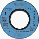 Status Quo - Whatever You Want - 7