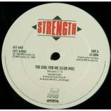 Strength - The Girl For Me - 12