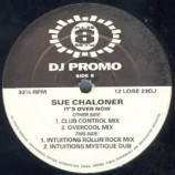 SUE CHALONER - IT'S OVER NOW (PROMO) - 12