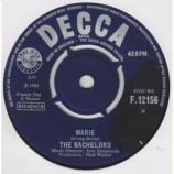 The Bachelors - Marie / You Can Tell - 7