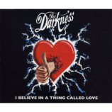 The Darkness - I Believe In A Thing Called Love - CD