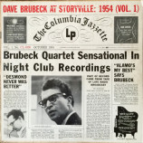 The Dave Brubeck Quartet - Dave Brubeck At Storyville: 1954 (Vol. 1) - 10