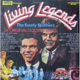 The Everly Brothers - Living Legends - LP