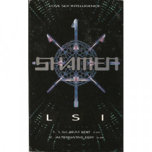 The Shamen - LSI (Love Sex Intelligence) - Cassette - Tape - Cassete