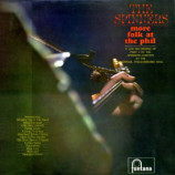 The Spinners - More Folk At The Phil - LP