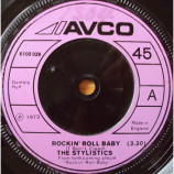 The Stylistics - Rockin' Roll Baby - 7