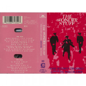 The Wonder Stuff - The Eight Legged Groove Machine - Cassette - Tape - Cassete