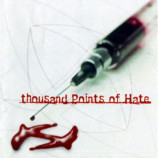 Thousand Points Of Hate - Scar To Mark The Day - CD