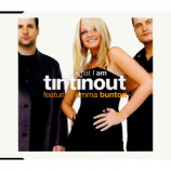 Tin Tin Out Featuring Emma Bunton - What I Am - CD