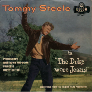Tommy Steele - The Duke Wore Jeans - 7