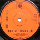 Tremeloes, The - (Call Me) Number One - 7