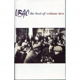 UB 40 - The Best Of UB 40 Volume Two - Cassette
