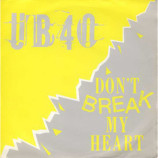 UB40 - Don't Break My Heart - 7