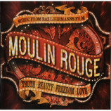 Various - Moulin Rouge (Music From Baz Luhrmann's Film) - CD