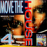 Various - Move The House 4 - CD