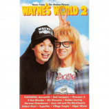 Various - Music From The Motion Picture Wayne's World 2 - Cassette