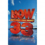 Various - Now That's What I Call Music! 33 - Cassette