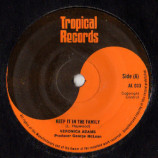 Veronica Adams / The Mighty Cloud Band - Keep It In The Family - 7