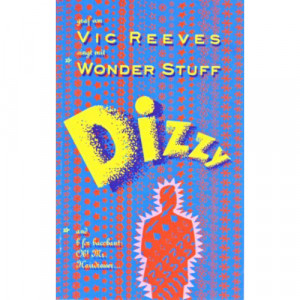 Vic Reeves And The Wonder Stuff - Dizzy - Cassette - Tape - Cassete