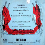 Walton - Sir Malcolm Sargent - Orb & Sceptre - Coronation March - 10