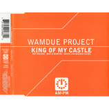 Wamdue Project ‎ - King Of My Castle - CD