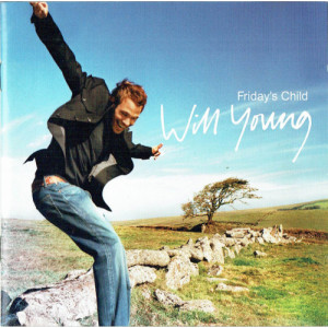 Will Young - Friday's Child - CD - CD - Album