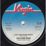 Yellow Dog - Just One More Night - 7