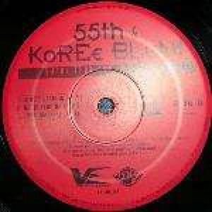 "55th & Koree Blunt - Now That I Got Doe - Vinyl 12 Inch - Vinyl - 12"""
