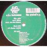 A.F.C. Botswana - The Cynical E.P. - Vinyl 12 Inch
