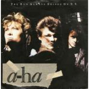 a-ha - The Sun Always Shines On T.V. - Vinyl 7 Inch - Vinyl - 7""