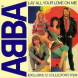 ABBA - Lay All Your Love On Me - Vinyl 12 Inch