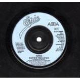 ABBA - Super Trouper / The Piper - Vinyl 7 Inch
