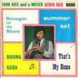 Acker Bilk - Four Hits And A Mister - Vinyl 7 Inch