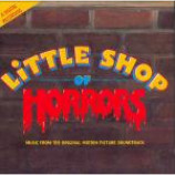 Alan Menken & Howard Ashman - Little Shop Of Horrors - CD Album