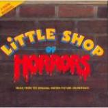 Alan Menken & Howard Ashman - Little Shop Of Horrors - CD Album