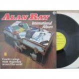 Alan Ray - International Album - Vinyl Album