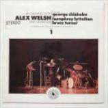 Alex Welsh & George Chisholm & Humphrey Lyttelton & Bruce Turner - An Evening With Alex Welsh And His Friends (Part 1) - Vinyl Album