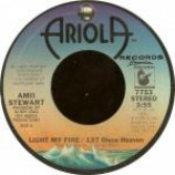 Amii Stewart - Light My Fire / 137 Disco Heaven - Vinyl 7 Inch