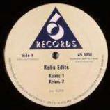 Amplified Orchestra - Kobu Edits - Vinyl 12 Inch