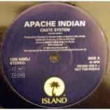 Apache Indian - Caste System / Warning - Vinyl 12 Inch