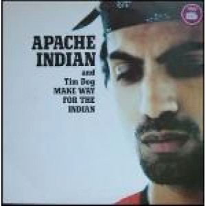 """Apache Indian & Tim Dog - Make Way For The Indian - Vinyl 12 Inch - Vinyl - 12"""""""