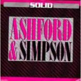 Ashford & Simpson - Solid - Vinyl 7 Inch