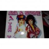 Ava & Stone - Yeh Yoh (Remix) - Vinyl 12 Inch