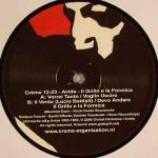Avida - Il Grillo E La Formica - Vinyl 12 Inch
