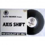 Axis Shift - On Sweet Sanctuary - Vinyl Double 10 Inch