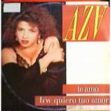 Aza - Te Amo / Quiero Tuo Amor - Vinyl 12 Inch