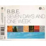 B.B.E. - Seven Days And One Week - CD Single