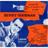 Benny Goodman - Carnegie Hall Jazz Concert - Vinyl Album