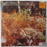Berliner Philharmoniker & Rudolf Kempe - Brahms: Symphony No. 1 In C Minor - Vinyl Album