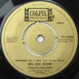 Big Dee Irwin - Swinging On A Star - Vinyl 7 Inch